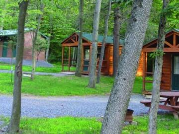 campground cabins