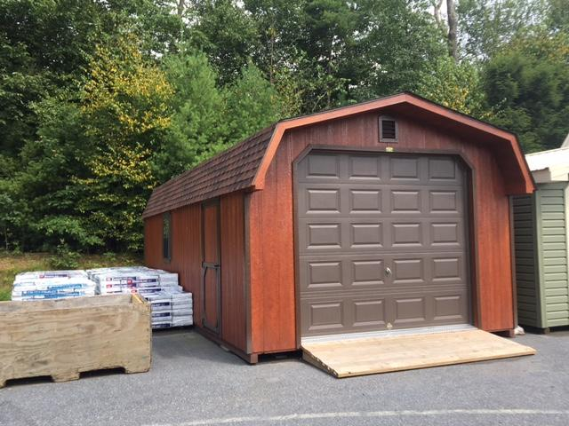 14x28 dutch garage
