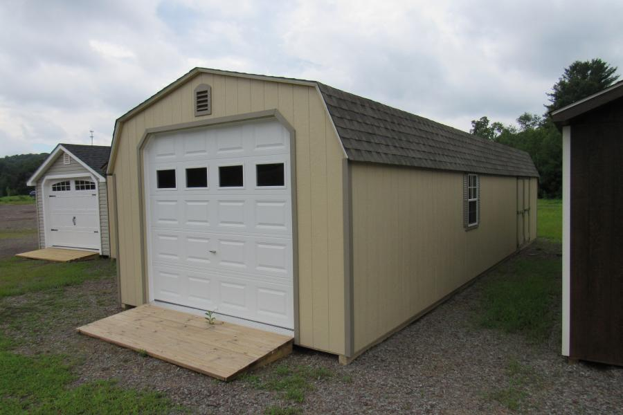 14x40 dutch garage