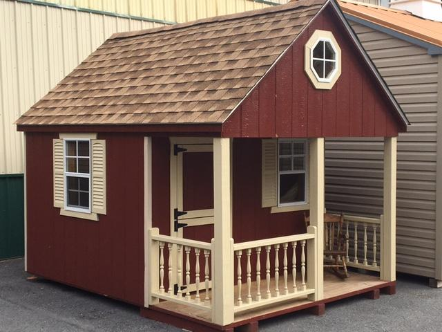 8x10 playhouse
