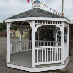 12x12 octagon gazebo