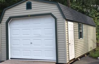 12x28 Dutch Garage