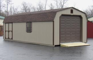 14x32 Dutch Garage