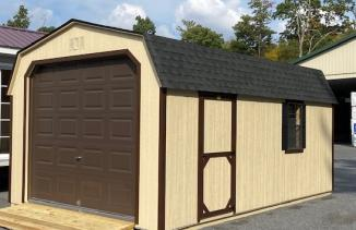12x20 dutch garage